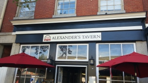 Alexander'sFront