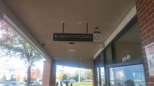 Rubino'sHangSign