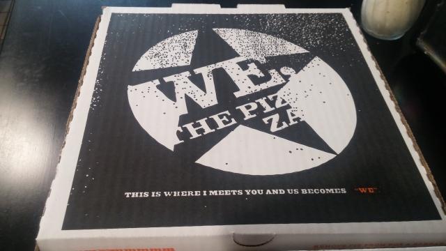 WeThePizzaBox