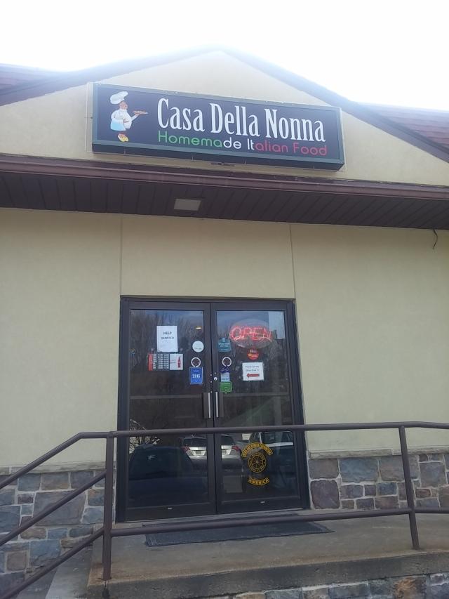 CasaDellaNonnaFront