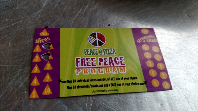 PeaceAPizzaDeals