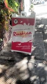 rusticasign