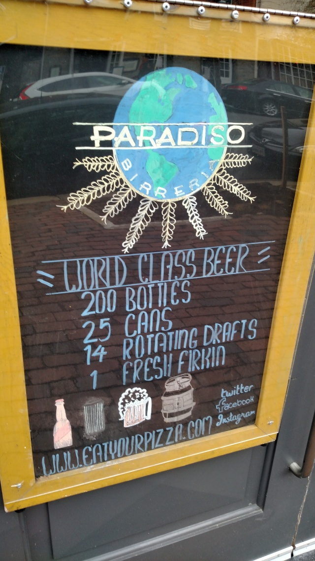 paradisoboard