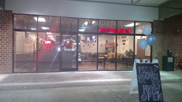 pizzaovenfront