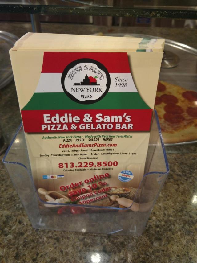 Eddie&SamsNYPizzaMenu