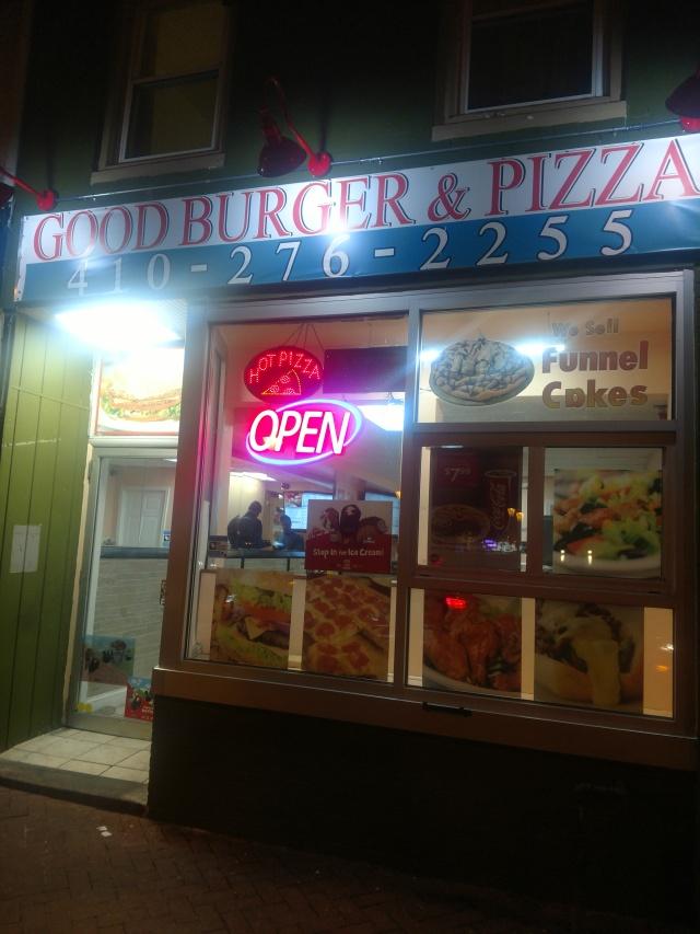 GoodBurger&PizzaFront