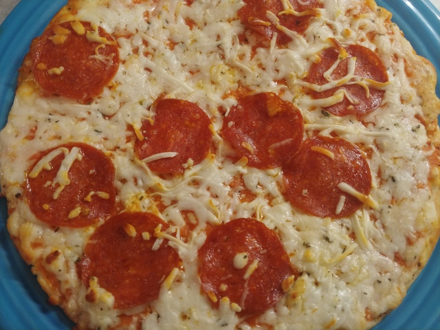 UdisGlutenFreePepperoniPizza