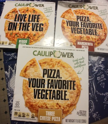CaulipowerPizzas