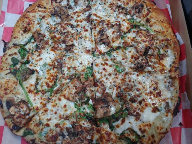 PizzaStudioTruffledMushroom