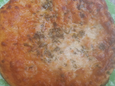 AmericanFlatBreadCheesePizzaReady